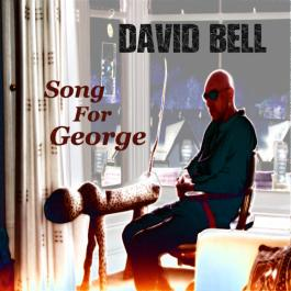 the cover picture from David's album Song For George
